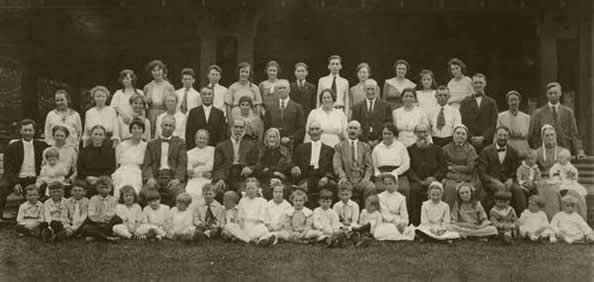 Engle Family Reunion, Summer 1920